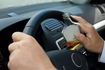Курянину дали 1 год строгого режима за пьяную езду