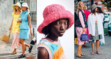 Без шляпки никуда! Модные головные уборы лета 2021