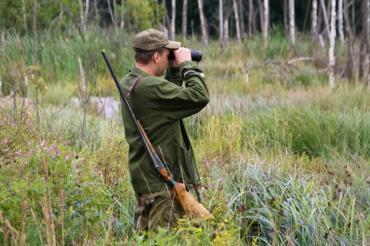 Курянин предстанет перед судом по делу об убийстве мужчины на охоте