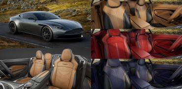 Марка Aston Martin рассказала об обновках на 2022 модельный год