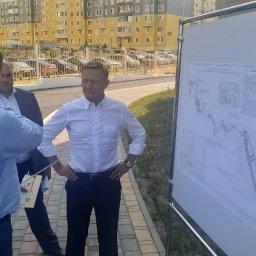Губернатор Курской области ответил на вопросы жителей поселка Северный