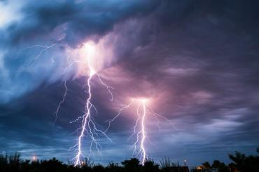В Курской области 19 июля ожидаются дожди, грозы и град