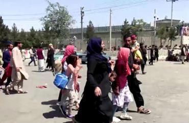 Куда бежать афганцам?