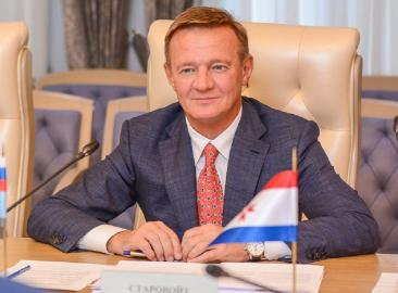 Губернатор Роман Старовойт намерен работать в Курской области до 2032 года