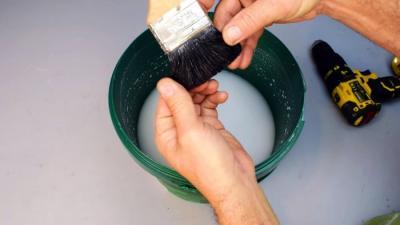 6 хитростей при работе с краской, чтобы не перепачкать все подряд