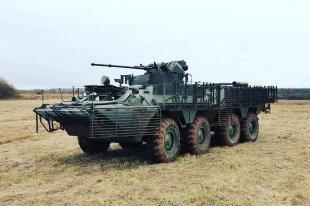 """Новейший белорусский БТР Volat V2 покажут на форуме """"Армия-2021"""""""
