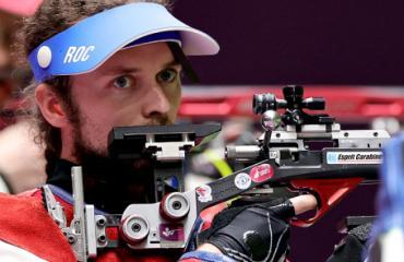 Стрелки, прощаясь с олимпийской программой, принесли России уже восьмую награду