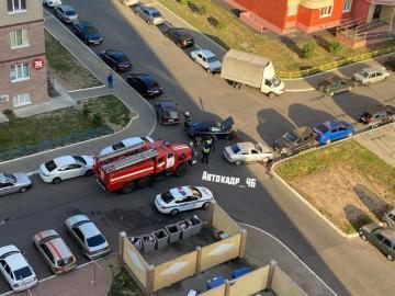 На проспекте Дериглазова утром произошло ДТП