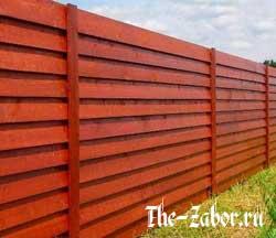 Забор Ёлочка – как правильно собирать и устанавливать ограждение?