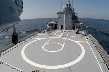 Корабельные беспилотники на базе циклолетов предложили создать в РФ