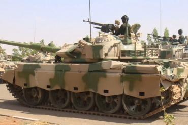 Как китайский танк Type 59 превратился в Al-Zubair 2