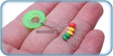 Как использовать стопора для рыбалки и крепить их на леске