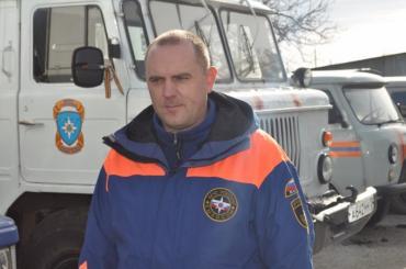 Дмитрий Геращенко — спасатель страны 2015