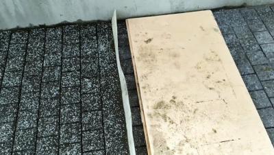 Как дешево сделать тротуарную плитку без вибростола