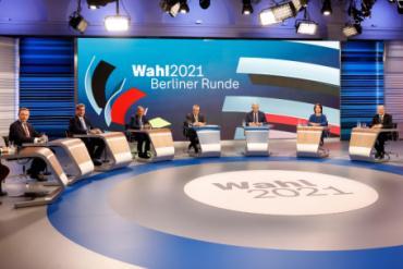 В Германии стали известны предварительные итоги выборов в бундестаг