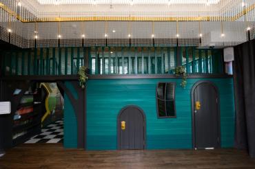 Рестораны в Екатеринбурге с детской комнатой