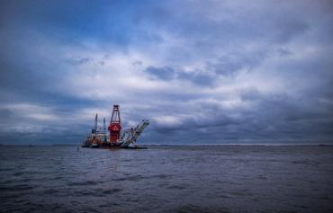 """Строительство газопровода """"Северный поток 2"""" полностью завершено"""