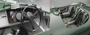 Jaguar C-type Continuation сохранил многие детали из 1950-х