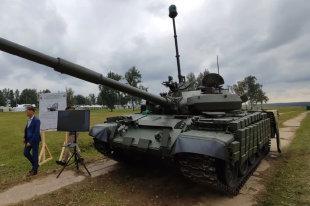 Немецкий танк Leopard 2A7+ стал менее скоростным