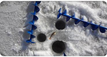 Какой ледобур выбрать для зимней рыбалки чтобы бурить с комфортом
