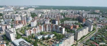 В Курске самым чистым районом назван Северо-Запад