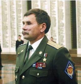 Герой Беслана Вячеслав Бочаров