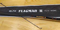 Спиннинги Norstream серии Flagman-II