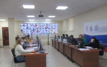 В Курской области 18 сентября закрылись все избирательные участки