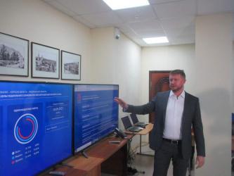 В Курской области Центр общественного наблюдения фиксирует все нарушения