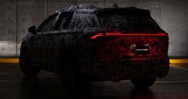 Линейку бренда Dodge пополнит китайский кроссовер