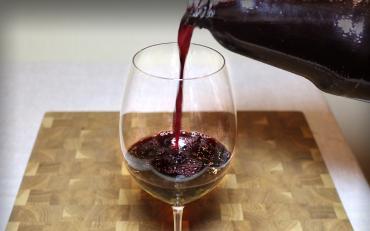 Простой пошаговый рецепт вина из черноплодной рябины