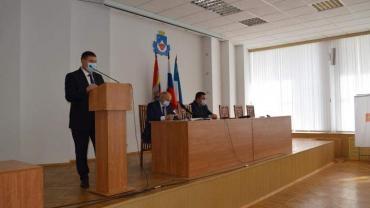 Депутаты избрали Алексея Карнаушко главой города Железногорска