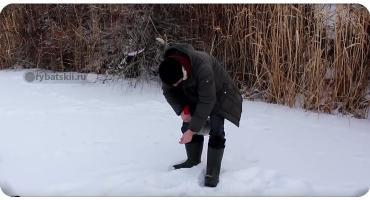 Ловля зимой щуки на жерлицу и как правильно расставить снасть