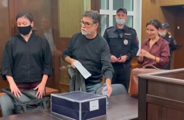 Суд отправил под домашний арест ректора Шанинки по делу об афере на 21 млн рублей