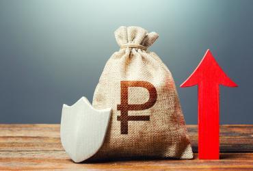 Рубль продемонстрирует новый рекорд роста, установленный на неделе