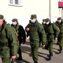 В Курской области начались сборы подразделений боевого армейского резерва