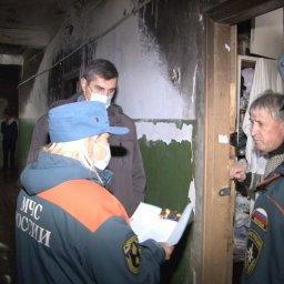 В Курской области на зиму переселят около 1300 граждан из «группы риска»