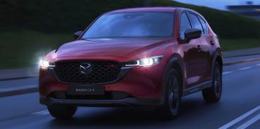 Mazda выпустит пять новых кроссоверов для Европы и США