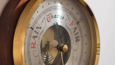В Москве установлен новый рекорд атмосферного давления