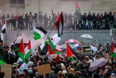 Израиль нанес удар по дому военного лидера движения ХАМАС